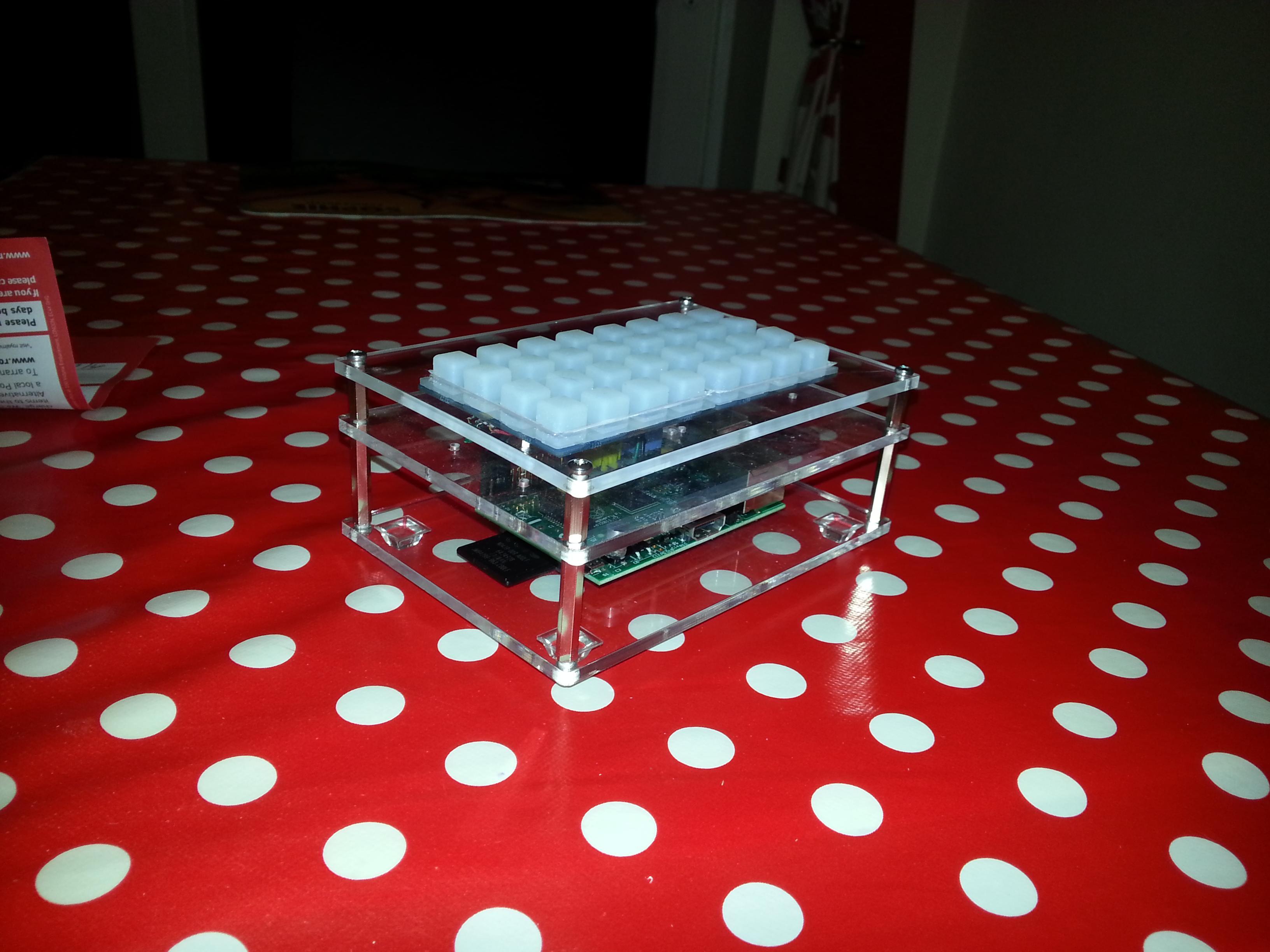 Playpi Hardware Build   Raspberry Pi Drum Machine